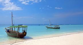 Playa en Tanzania