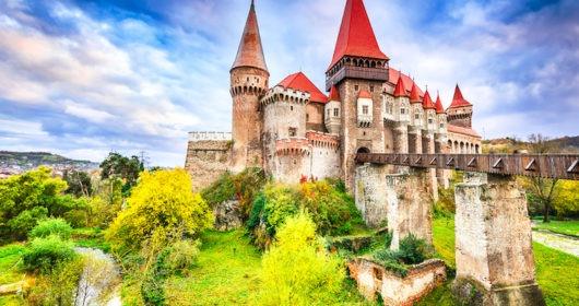 vampiric trip to Transilvania