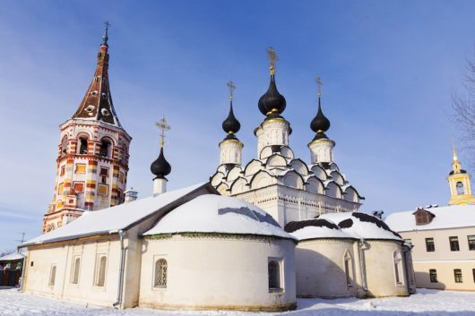 most beautiful Russian villages