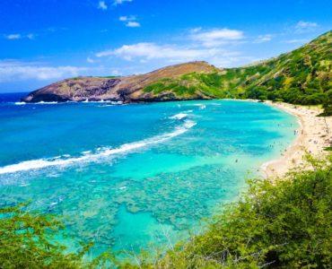 beaches in Hawaii