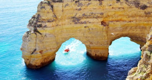 places to see in the Algarve