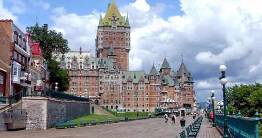 What to see in Quebec
