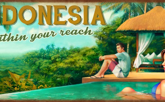 when travel to Indonesia