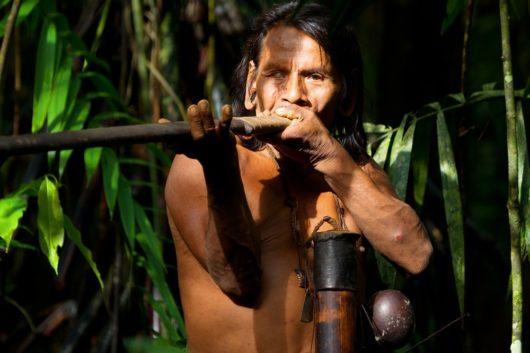 indigenous people of the amazon