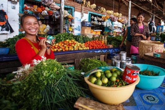 most spectacular street markets