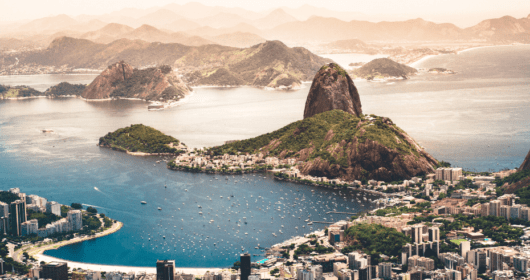 Top Five South American Cities