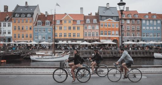 Top Five Sustainable Cities