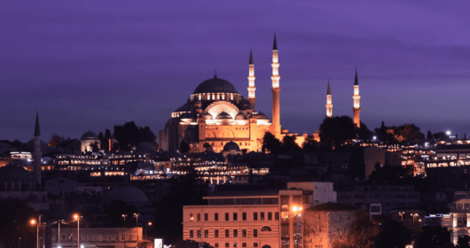Things you need to know when visiting a mosque