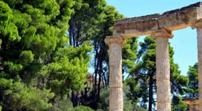 best ruins in Greece