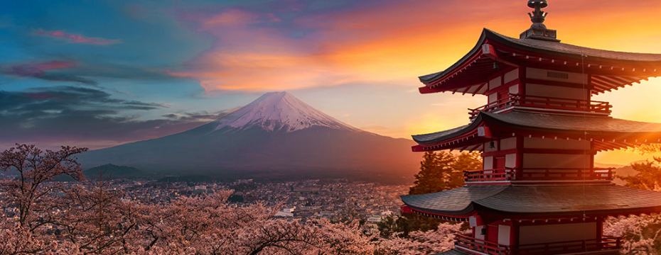 best tourist attractions in Japan