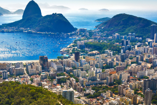 Best places to visit in South America