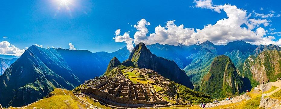 Machu Picchu: das geheimnisvolle Denkmal