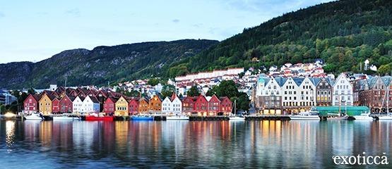 Bergen Reisen