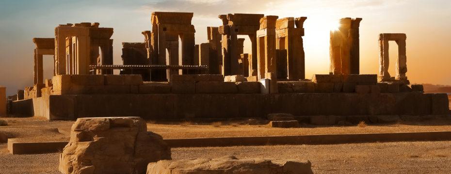 Besuch von Persepolis