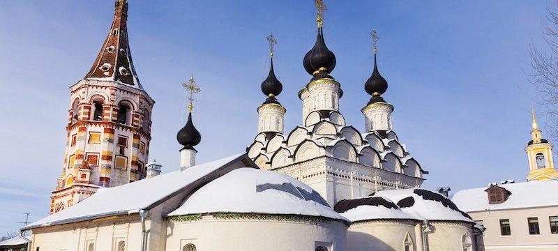 schönsten Dörfer Russlands