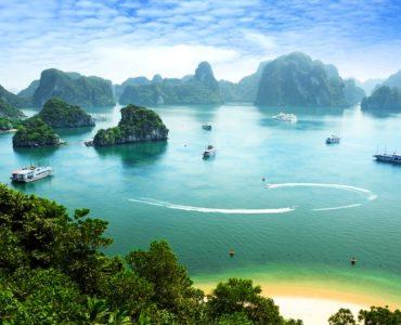 Reise nach Vietnam im Winter