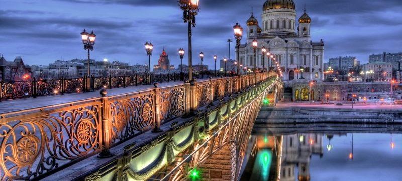 Was gibt es in Moskau zu sehen