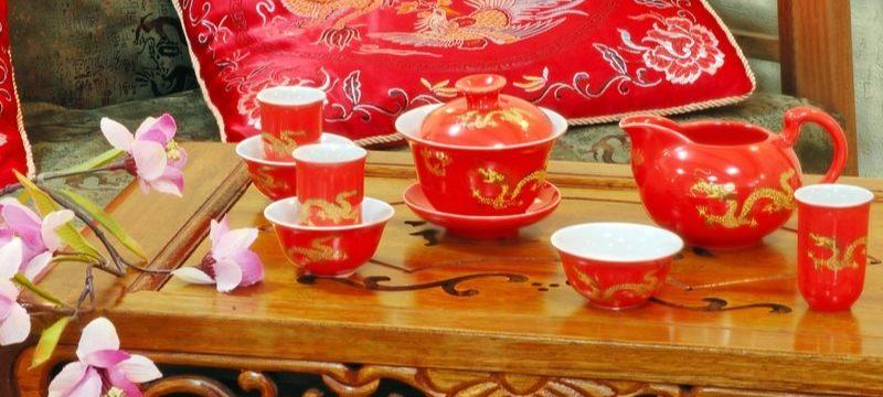Was ist die chinesische Teezeremonie