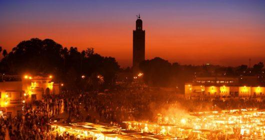 15 Sehenswürdigkeiten in und um Marrakesch