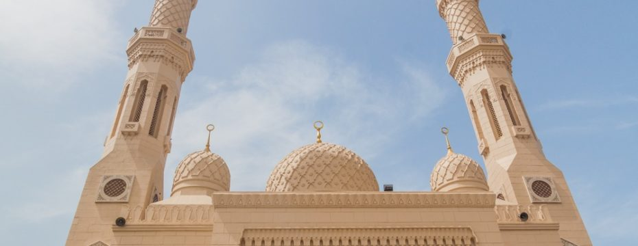 Moscheen in Dubai