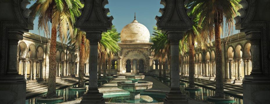 10 heilige Orte im Mittleren Ostens