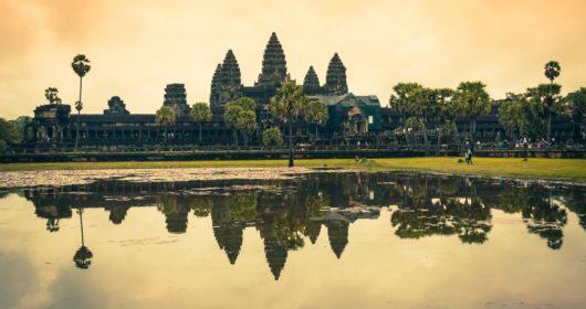 Kuriositäten aus Kambodscha