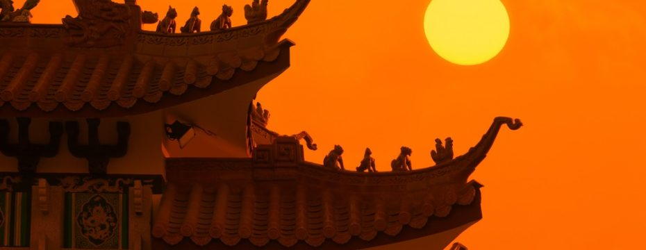Chinesischen Bräuche und Traditionen