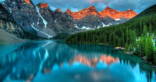 Kanadas beste Naturparks