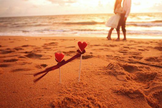 Reiseziele für Paare