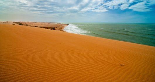 größten Wüsten Südamerikas