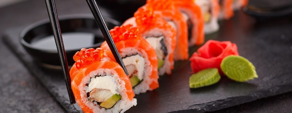 Internationalen Sushi-Tag