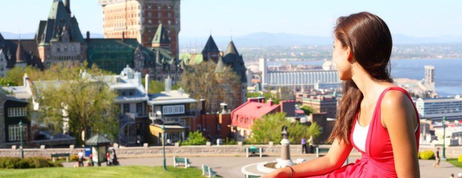 Sehenswürdigkeiten in Quebec