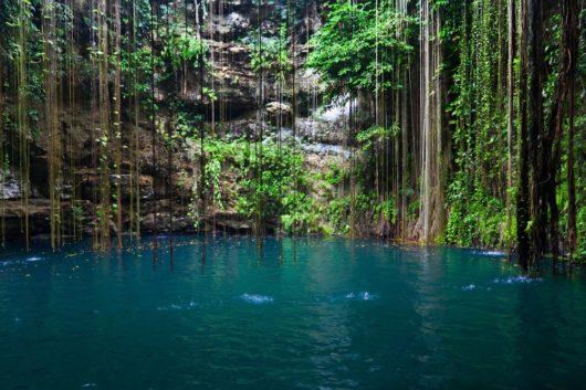 Naturbecken der Welt, die Sie erstaunen werden