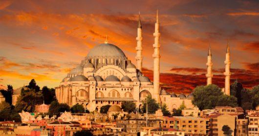 Türkei zu reisen
