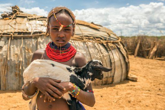 4 Äthiopischen Stämme