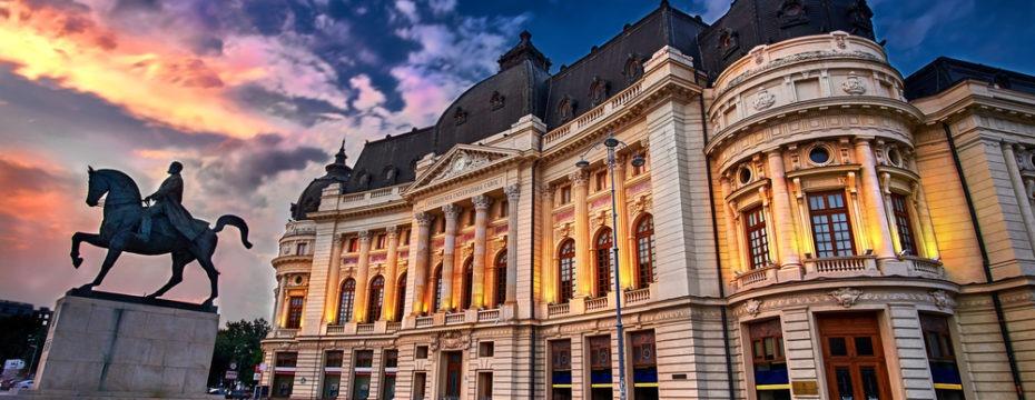 Sehenswürdigkeiten in und um Bukarest