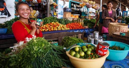 spektakulärsten Straßenmärkte