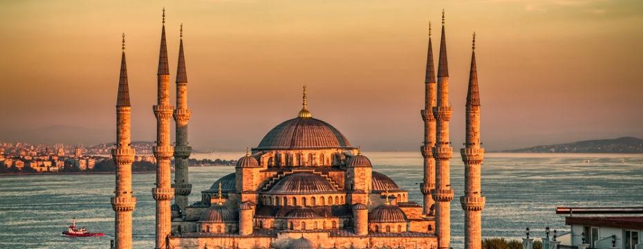 Moscheen Istanbuls