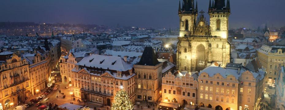 Reiseziele zu Weihnachten