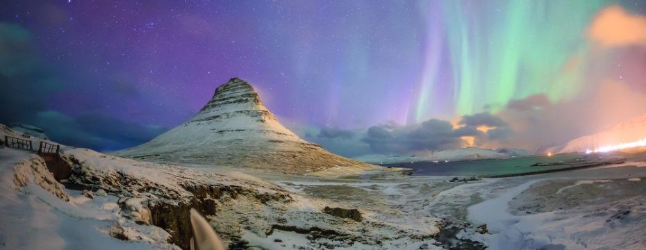 Sie im Winter nach Island reisen