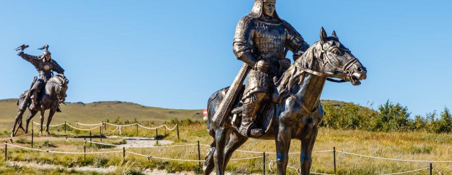 Mongolische Reich