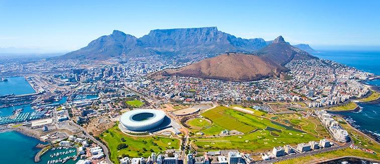 Südafrika im August