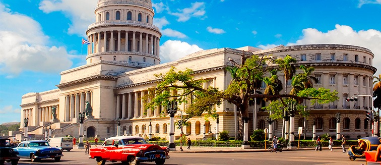Kuba im Januar