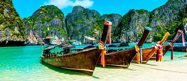Thailand im Januar