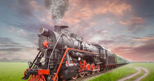 Zugfahrten