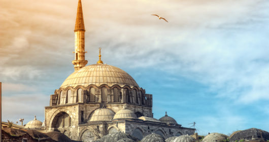4 Dinge, die Sie beim Besuch einer Moschee wissen sollten