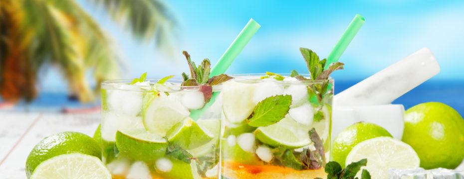 Cocktails der Welt