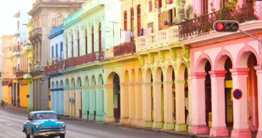 Reisen Sie mit uns virtuell nach Kuba