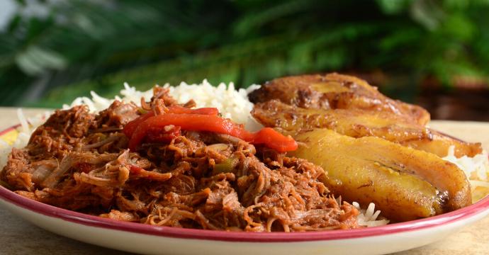 Leckeres Rezept für das kubanische Nationalgericht