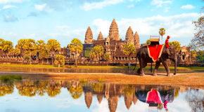 Die Beste Reisezeit für Kambodscha